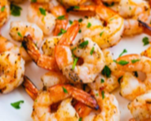 Grilled Shrimp 6 Pcs