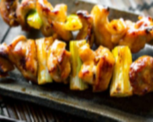 Yaki Tori Chicken (4 Skewers)