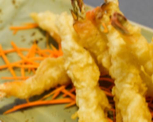 Shrimp Tempura 6 pcs