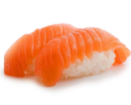Salmon Nigiri (2 Pcs)