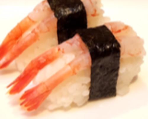 Shrimp Nigiri (2 Pcs)