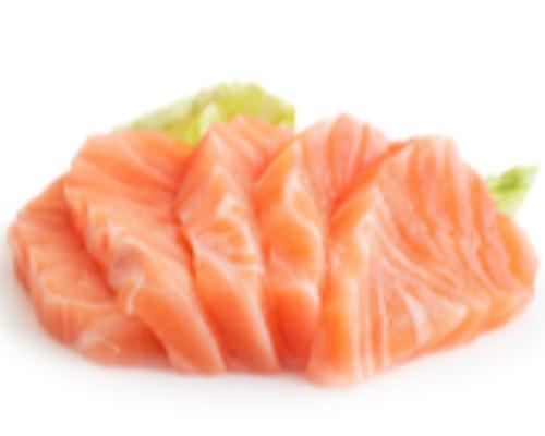 Salmon Sashimi 4 Pcs