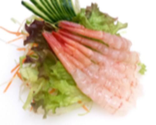 Shrimp Sashimi 4 pcs