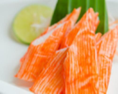 Crab Sashimi 4 Pcs