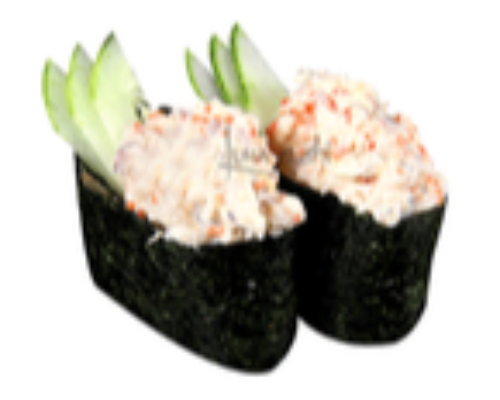 Crab Gunkan 2 Pcs