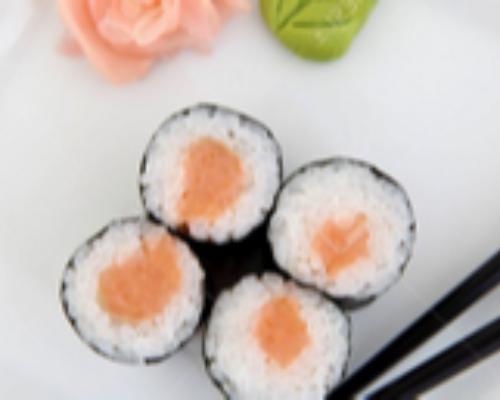 Hozo Crispy Salmon Roll 4 Pcs