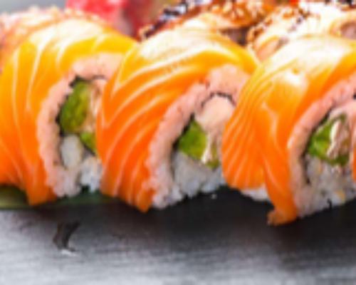 Shogun Roll Spicy 4 Pcs