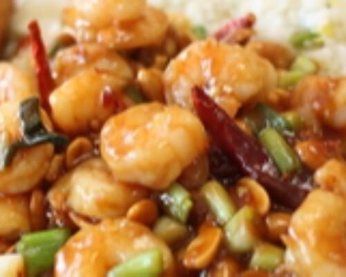 Shrimp Combo Meal